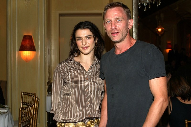 Rachel Weisz and Daniel Craig on September 13, 2004 in New York City | Photo: Getty Images
