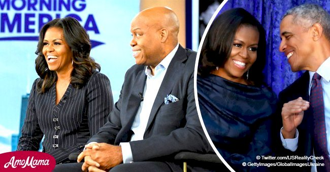 Michelle Obama recalls how her brother 'approved' her marriage to Barack