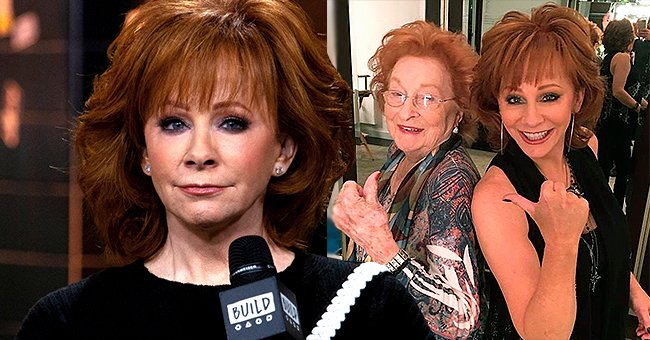 Reba McEntire Shares Photos with Her Tight Knit Family at Mother Jacqueline Smith's Funeral