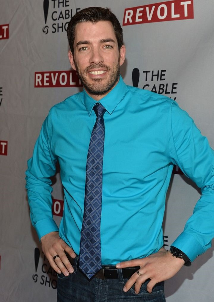 Drew Scott attending REVOLT in Los Angeles, California, in April 2014.   Image: Getty Images.