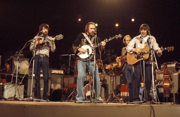 The Dillards performing live onstage at the Country Music Festival, undated picture. | Photo: Getty Images