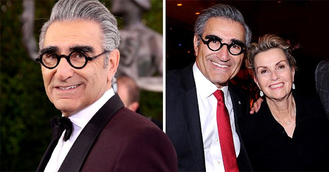 Eugene Levy Is the Father of Two Beautiful Kids — Meet Both of Them
