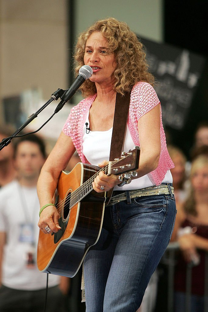 Carole King performs onstage during the Toyota Concert Series | Getty Images