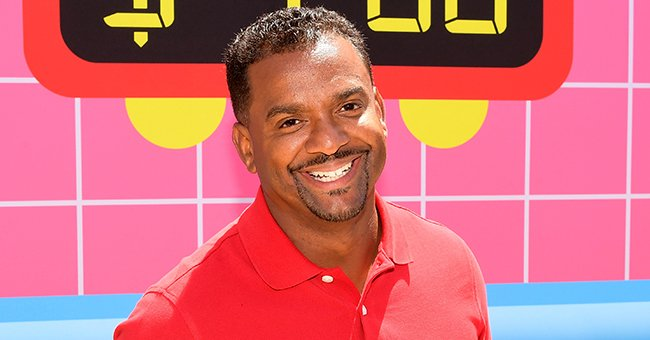 Alfonso Ribeiro's Daughter Ava Has Piercing Gray Eyes — Does She Look like Her Famous Dad?