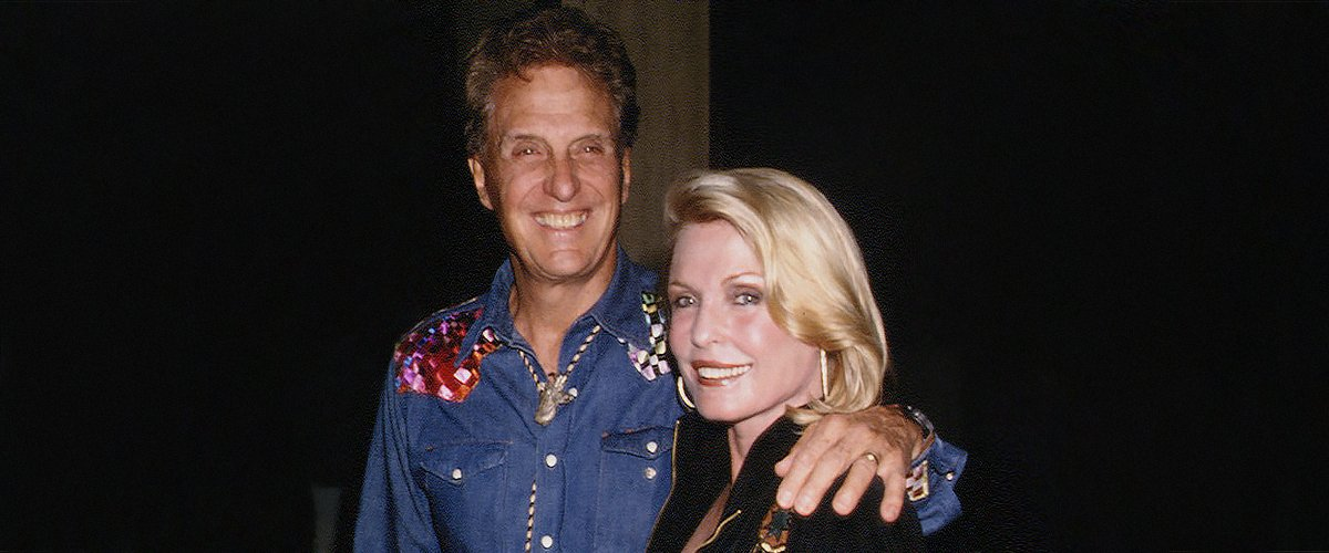 Robert and Rosemarie Stack at Golden Boot Awards on August 21, 1993 | Photo: Getty Images