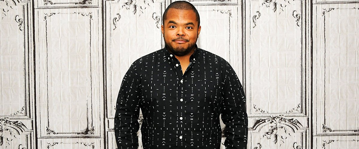 Chef Roger Mooking at AOL Studios In New York on August 17, 2015 | Photo: Getty Images