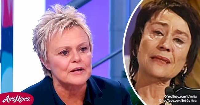 """Muriel Robin attaque ceux qui ont """"abandonné"""" Annie Girardot qui souffre d'Alzheimer"""