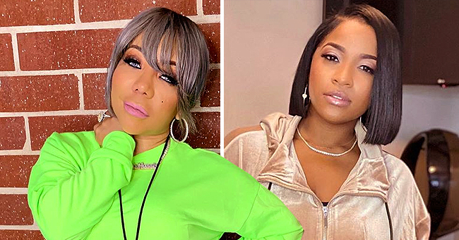 Tiny Harris of 'TI & Tiny: Friends & Family Hustle' Shares Touching Message & Throwback Pics for Toya Wright's 36th Birthday Tribute