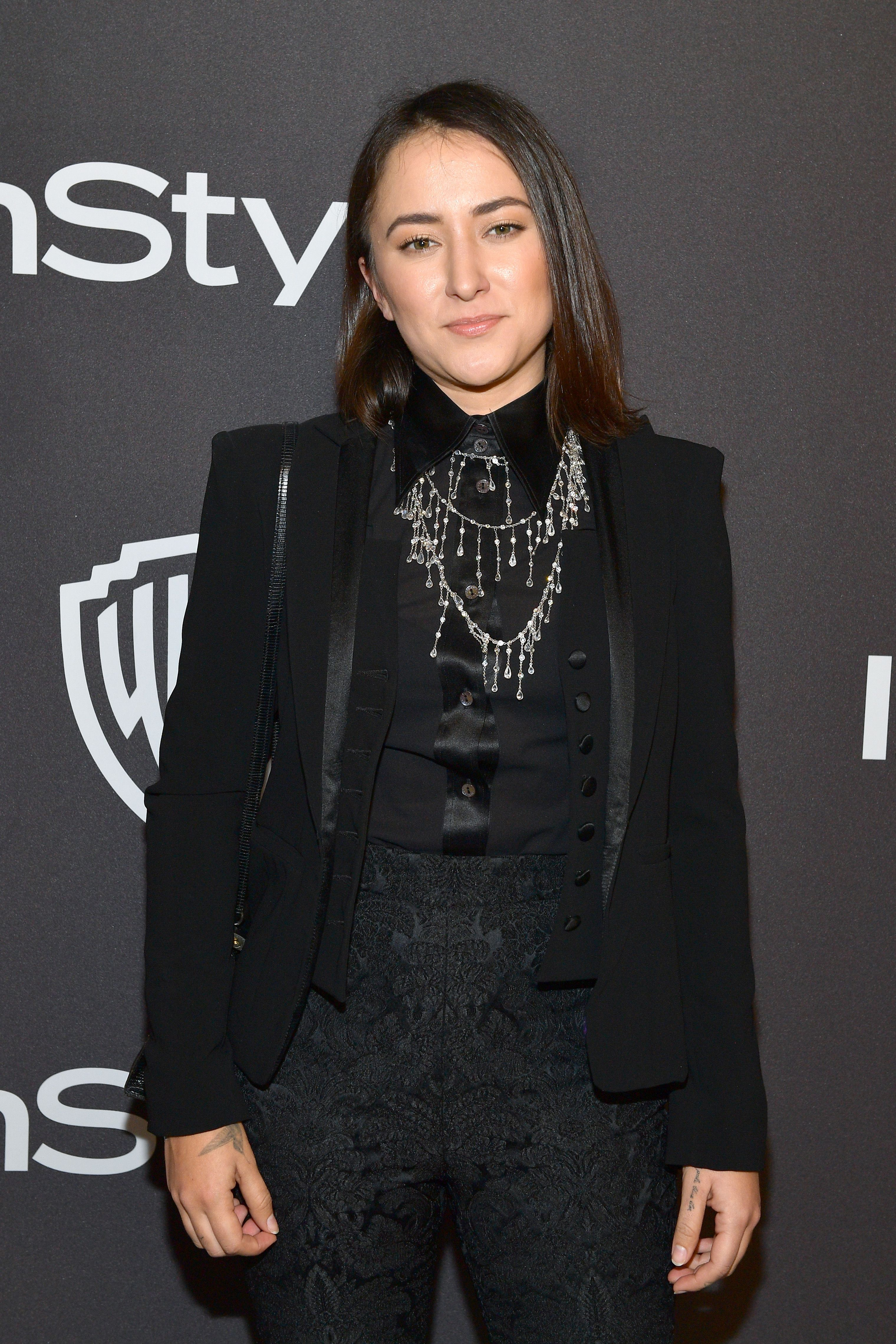 Zelda Williams at the 2019 InStyle and Warner Bros. 76th Annual Golden Globe Awards Post-Party at The Beverly Hilton Hotel on January 6, 2019 | Photo: Getty Images