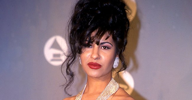 Selena Quintanilla's Widower Pens a Tribute to Late Star for Her Grammy Life Achievement Award