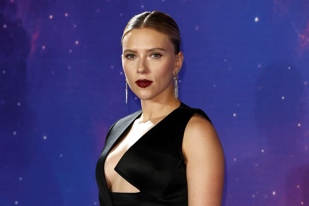 """Scarlett Johansson at the """"Avengers Endgame"""" UK Fan Event at the Picturehouse Central on April 10, 2019 