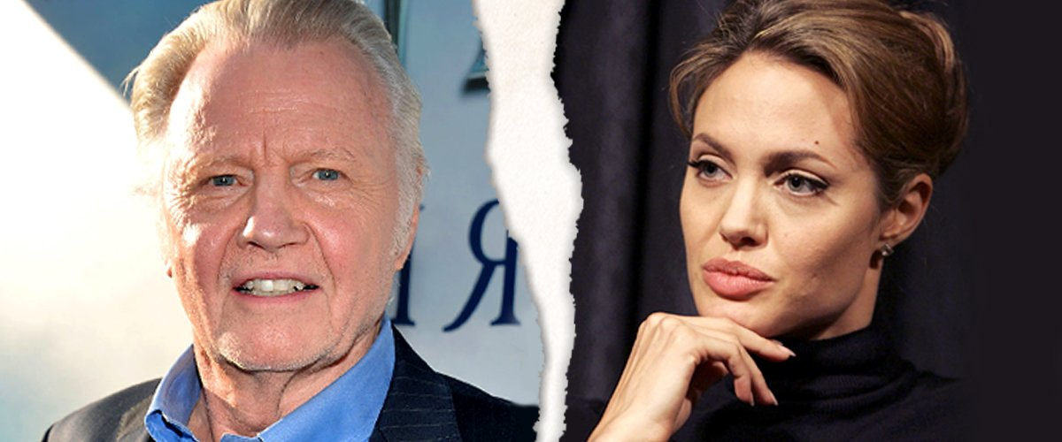 Angelina Jolie's Conflict with Her Father over His Comments on the Adoption of Her Son Maddox Back in 2002
