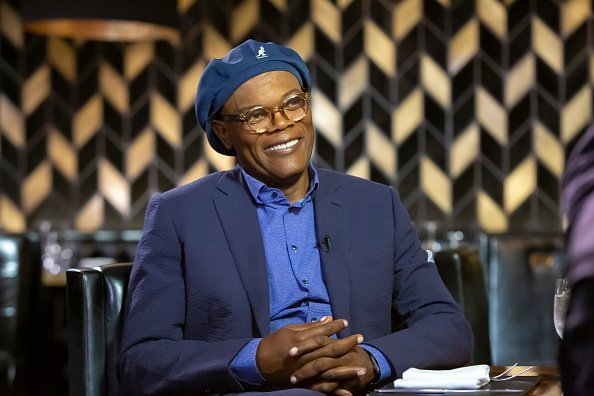 "Actpr Samuel L. Jackson on the show, ""Sunday Today with Willie Geist"" on June 16, 2019 