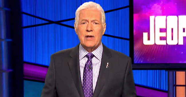 Alex Trebek of 'Jeopardy!' Launches New PSA to Raise Awareness about the Symptoms of Pancreatic Cancer