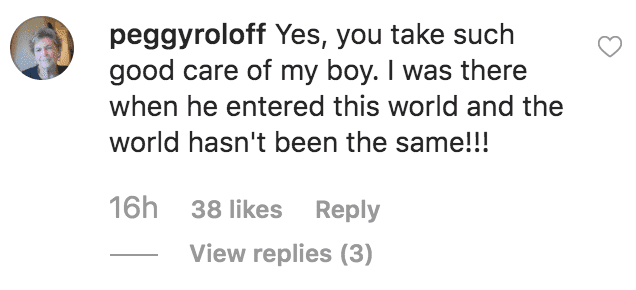 Peggy Roloff comments on Matt Roloff's girlfriends birthday message to him | Source: instagram.com/carynchandler1