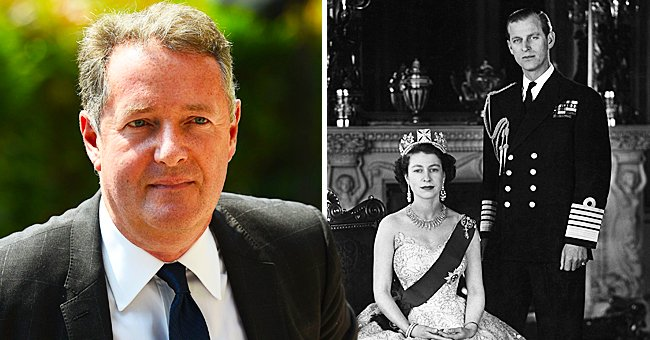 Piers Morgan Pens a Heartfelt Tribute as He Mourns the Death of Prince Philip
