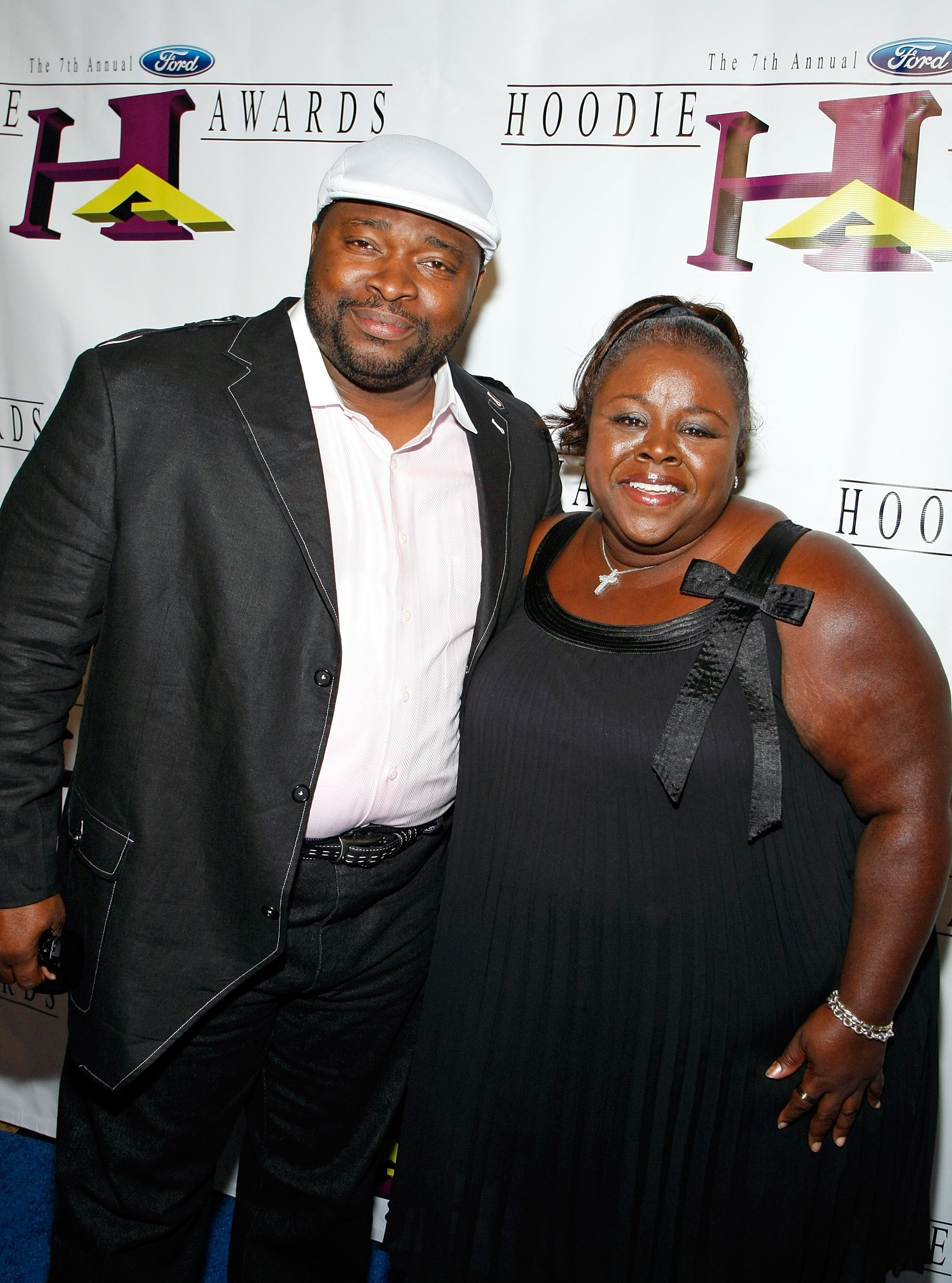 LaVan Davis and Cassi Davis at the 7th annual Hoodie Awards on August 15, 2009 in Las Vegas, Nevada   Photo: Getty Images