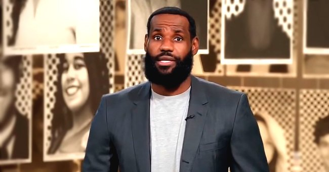 LeBron James Calls 2020 Graduates Kings and Queens during His Commencement Speech