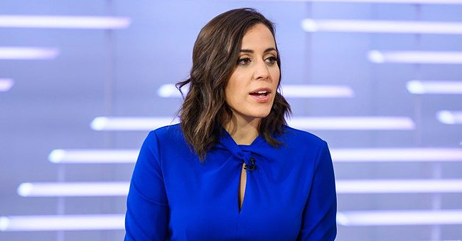 NBC News Journalist Hallie Jackson Shares Inspiring Story about Reality of Being a Working Mom