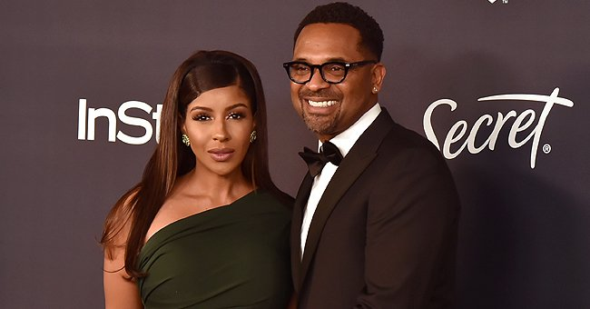 Mike Epps Melts Hearts as He Dotes on His Adorable Daughter Indiana While Having Her Hair Combed