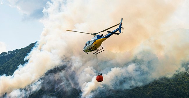 An image of a helicopter | Photo: Shutterstock
