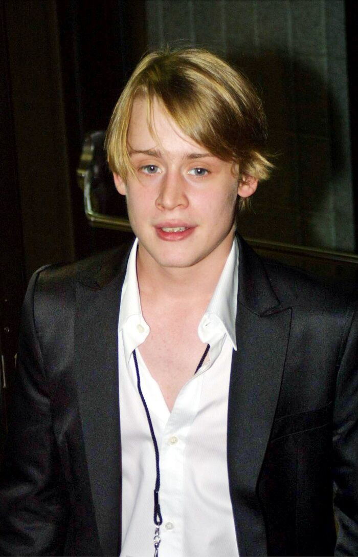 Macauley Culkin in New York on September 7, 2001 | Source: Getty Images