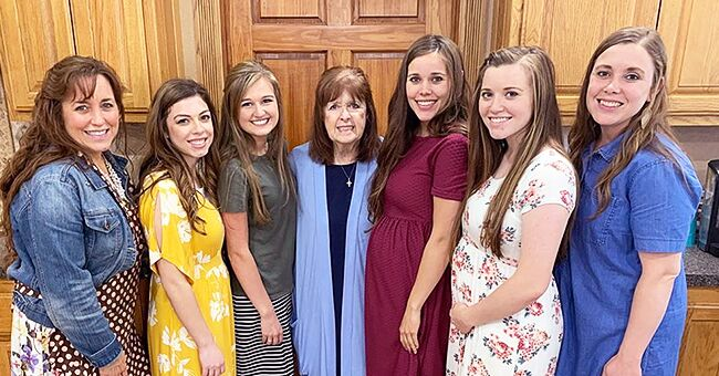Duggar Family Reportedly Speaks out about Cause of Grandma Mary's Death