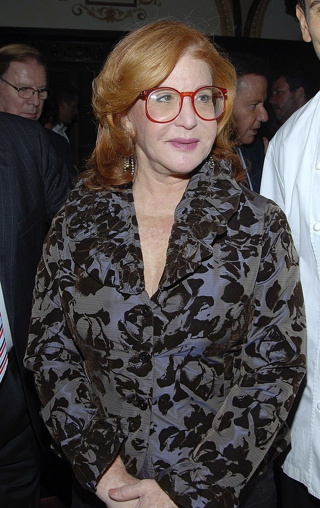 Sally Jesse Raphael attends the Friars Club 50th Anniversary Bash on November 8, 2007 | Photo: Getty Images
