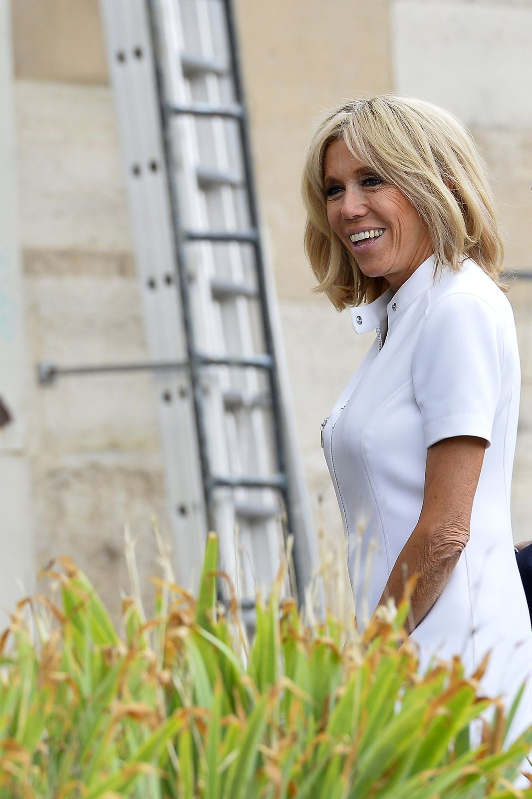 La première dame Brigitte Macron | Photo : Getty Images