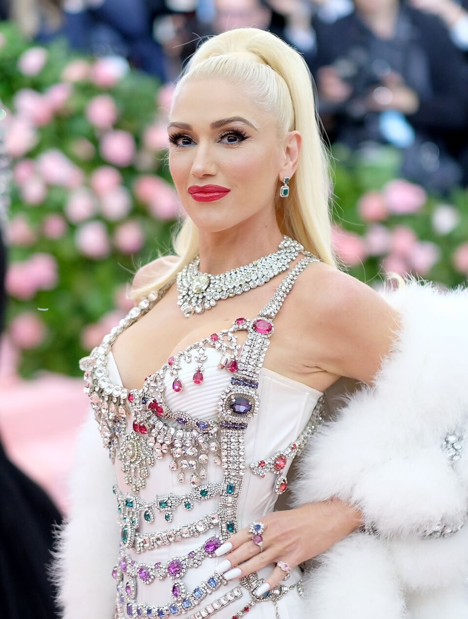 Gwen Stefani attends The 2019 Met Gala. | Source: Getty Images