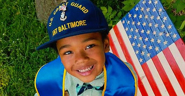 Maryland Boy Tyler Stallings Raises over $50,000 to Help Homeless Veterans and Makes Care Packages for Them
