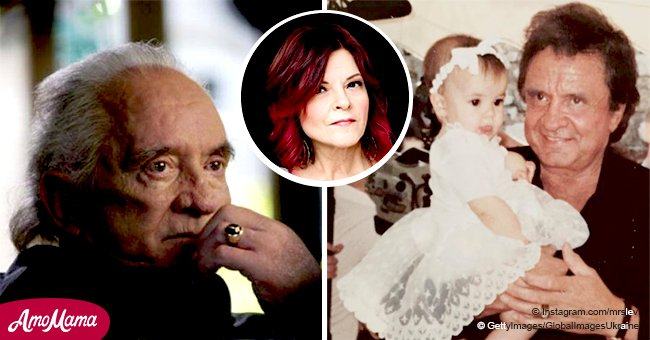 Johnny Cash's Daughter Is 63 Now and Has Followed in Her Father's Footsteps