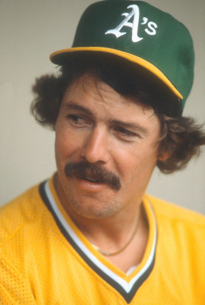Matt Keough of the Oakland Athletics looks on as he satthe dugout at the start of a Major League Baseball game in 1981 | Source: Focus on Sport/Getty Images