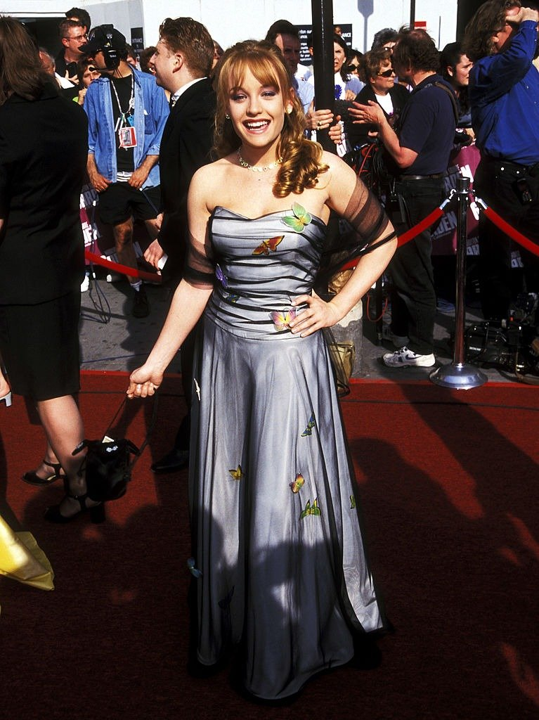 Jaime Nicole Dudney during 26th Annual Daytime Emmy Awards at Madison Square Garden in New York City, NY, United States.  May 21, 1999   Photo: Getty Images