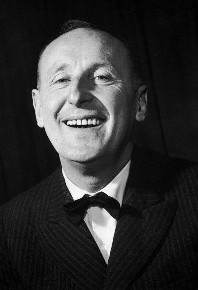 L'acteur Bourvil. | Photo : Getty Images