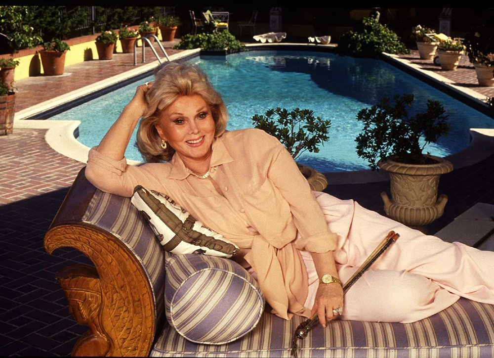 Zsa Zsa Gabor. I Image: Getty Images.