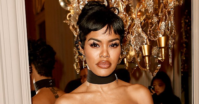 See Teyana Taylor's Daughters' Striking Resemblance to Their Mom as They Pose Together in a Pic