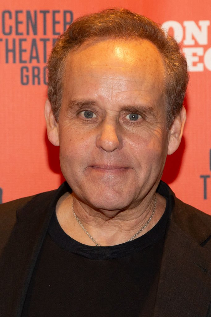 "Peter MacNicol arrives for the opening night of ""On Beckett"" at Kirk Douglas Theatre 