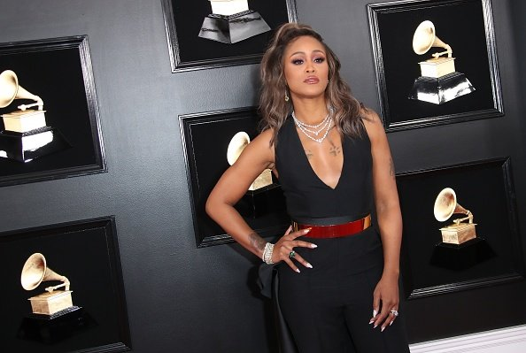 Eve attends the 61st Annual GRAMMY Awards at Staples Center on February 10, 2019 | Photo: Getty Images