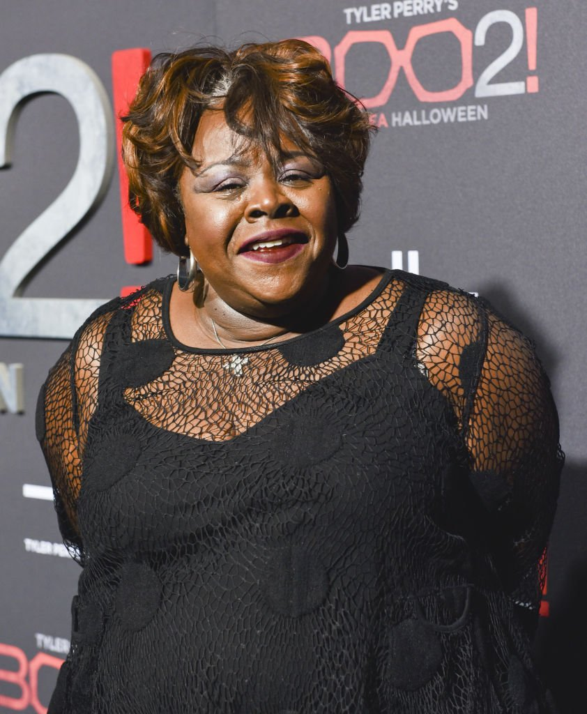 """Cassi Davis at the premiere of """"Tyler Perry's Boo 2! A Madea Halloween"""" on October 16, 2017 in Los Angeles, California 
