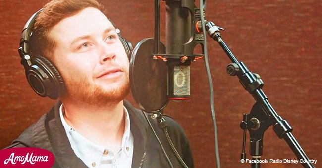 Scotty McCreery performs stunning version of 'Angels Among Us' for amazing cause