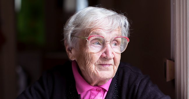 Daily Joke: 95-Year-Old Woman at the Nursing Home Gets a Visitor
