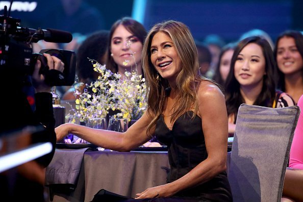 Jennifer Aniston attends the 2019 E! People's Choice Awards on November 10, 2019 | Photo: Getty Images