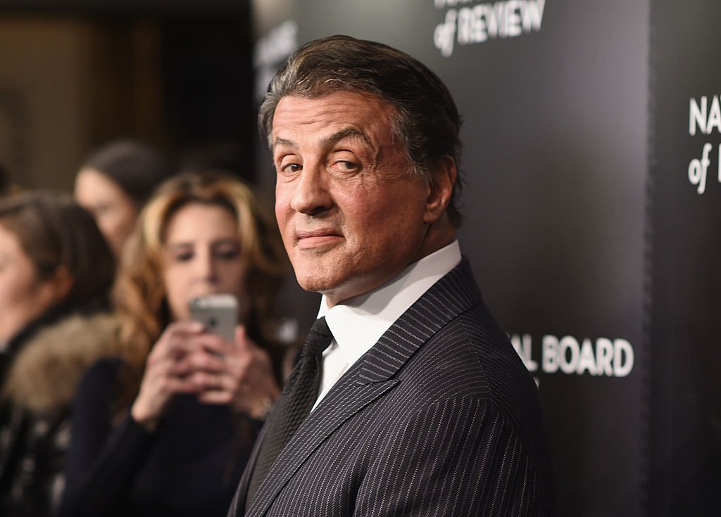 Actor Sylvester Stallone attends the 2015 National Board of Review Gala at Cipriani 42nd Street on January 5, 2016 in New York City. | Photo: Getty Images