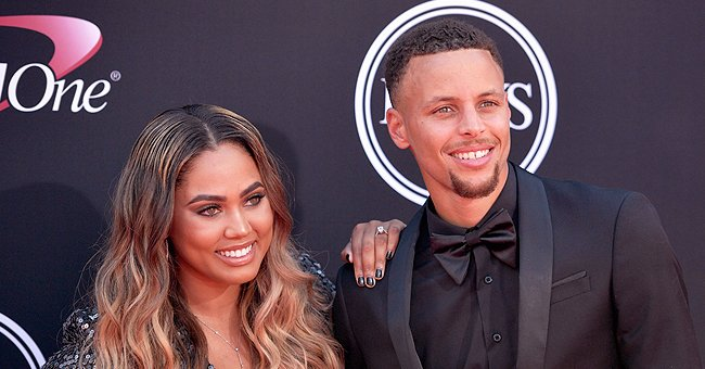 Steph Curry's Wife Ayesha Melts Hearts with Snaps of Their 3 Kids in Matching Outfits on Easter