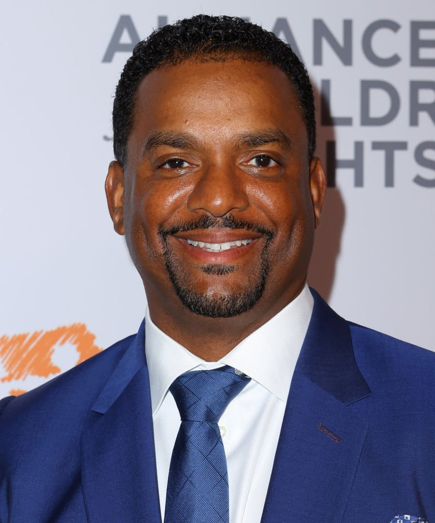 Alfonso Ribeiro at The Beverly Hilton Hotel on March 05, 2020   Photo: Getty Images