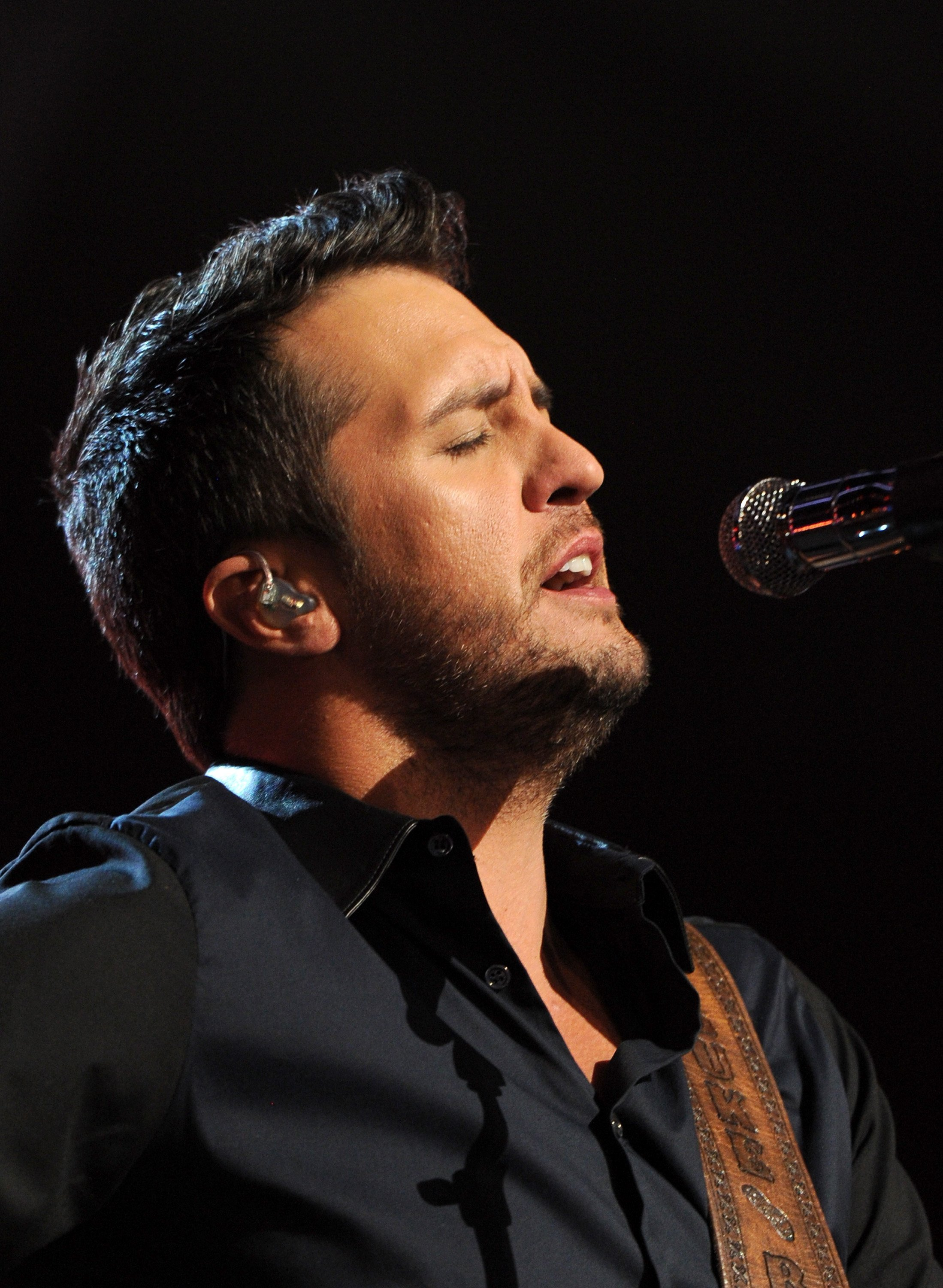 Luke Bryan, country singer, performs | Photo: Getty Images