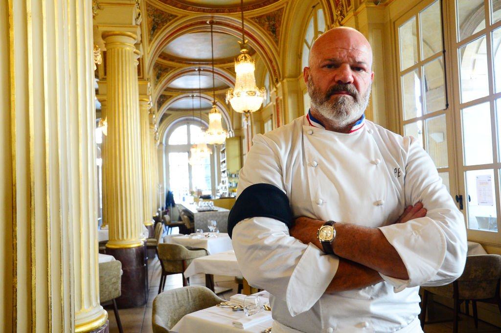 Le chef Philippe Etchebest . | Photo : Getty Images
