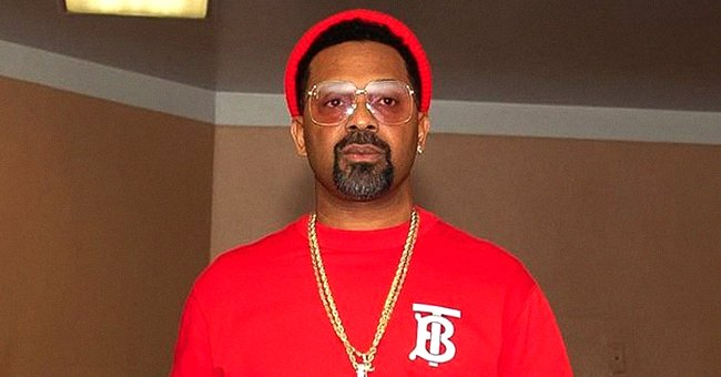 Mike Epps Mourns Death of His Father Tommie — See Their Touching Photo
