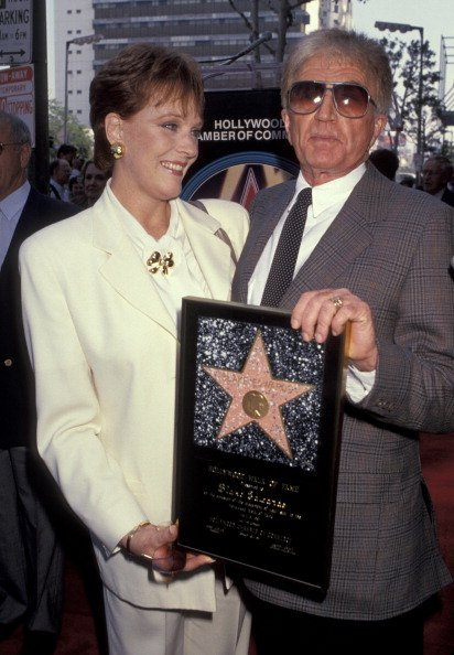 Blake Edwards Honored with a Star on the Hollywood Walk of Fame | Photo: Getty Images